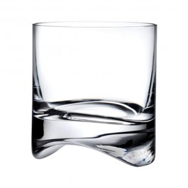 Nude 'Arch' whisky glasses - Box of 2